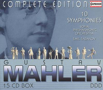 Mahler: 10 Symphonies (Complete Edition)
