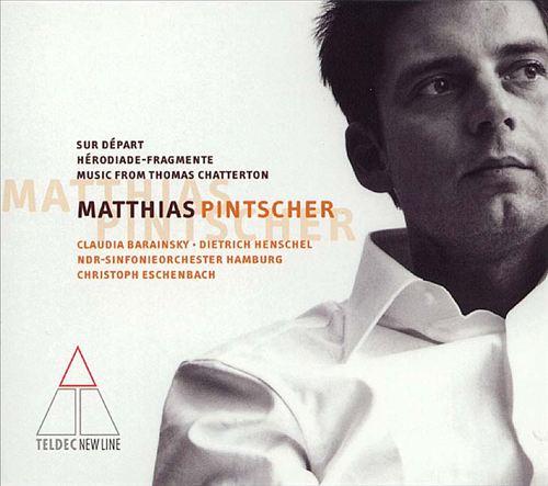 Matthias Pintscher: Sur