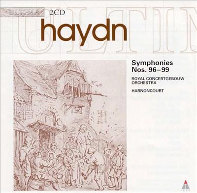 Haydn: Symphonies Nos. 96-99