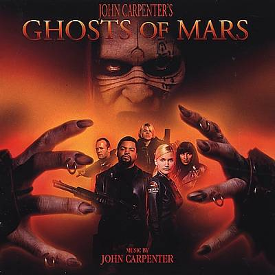 Ghosts of Mars [Soundtrack]