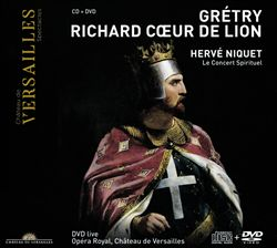Grétry: Richard Coeur de Lion