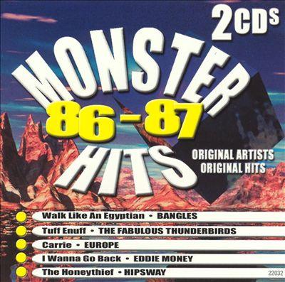 Monster '86-'87 Hits