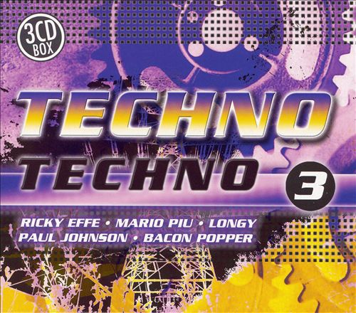 Techno, Vol. 3 [Box Records]