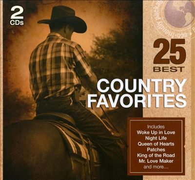 25 Best: Country Favorites