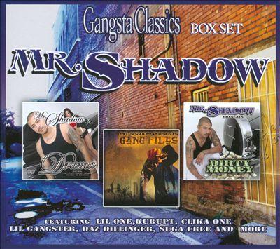 Gangsta Classics Box Set: The Best of Mr. Shadow