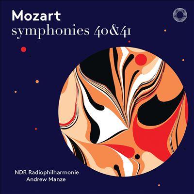 Mozart: Symphonies 40 & 41