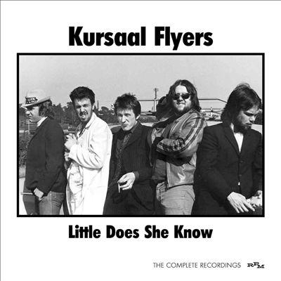 Little Does She Know: Complete Recordings
