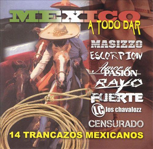 Mexico a Todo Dar: 14 Trancazos Mexicanos