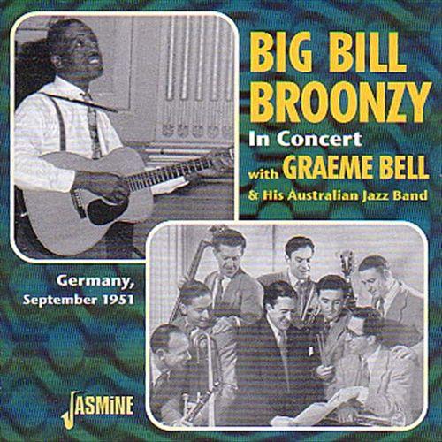 Big Bill Broonzy in Concert