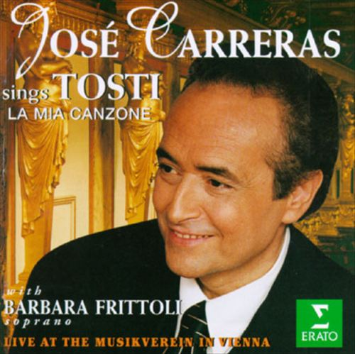 La Mia Canzone: Songs By Francesco Paolo Tosti