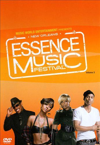 Essence Music Festival, Vol. 3