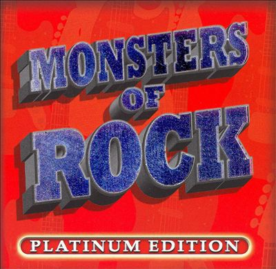 Monsters of Rock: Platinum Edition