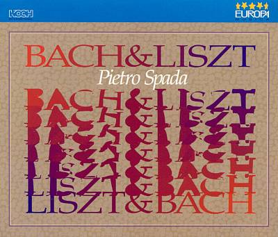 Liszt: Bach-Transkriptionen, Bach-Inspirationen