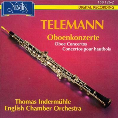 Telemann: Oboenkonzerte