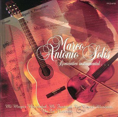 Marco Antonio Solis Instrumentales