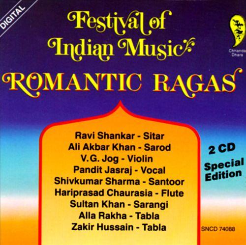 Festival of Indian Music Romantic Ragas