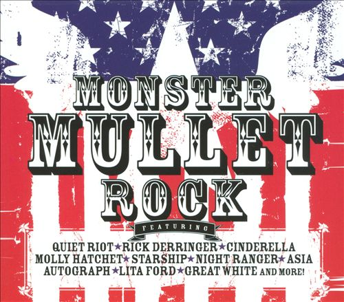 Monster Mullet Rock