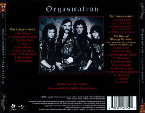 Orgasmatron