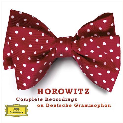 Vladimir Horowitz: Complete Recordings on Deutsche Grammophon