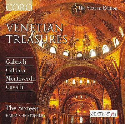 Sacred Music from Venice & Rome