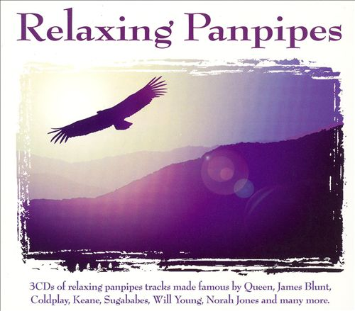 Relaxing Panpipes