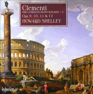Clementi: The Complete Piano Sonatas, Vol. 2