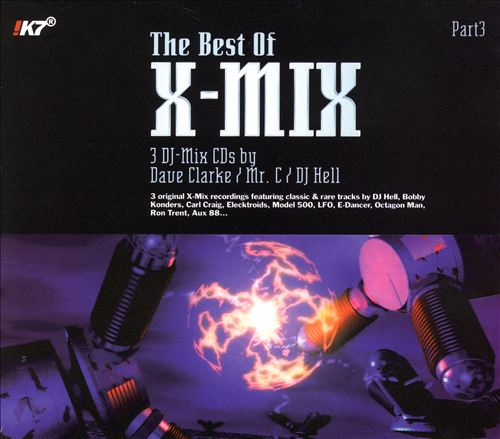 X-Mix Boxset, Vol. 3