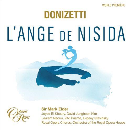 Donizetti: L'Ange de Nisida