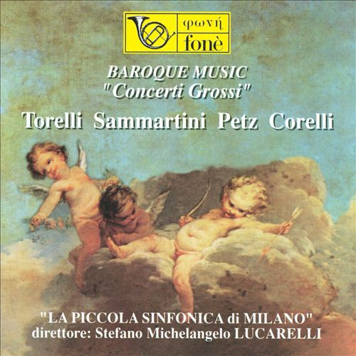 Baroque Music Concerti Grossi