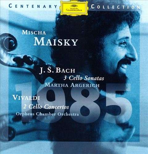 Bach: 3 Cello Sonatas; Vivaldi: 2 Cello Concertos
