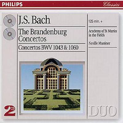 Bach: The Brandenburg Concertos