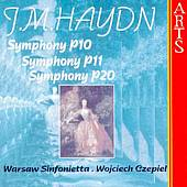 Michael Haydn: Symphoines
