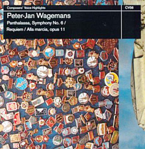 Peter-Jan Wagemans: Panthalassa; Requiem; Alla marcia