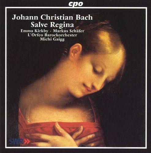 J.C. Bach: Salve Regina
