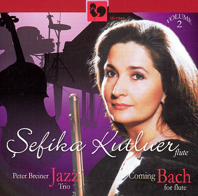 Coming Bach for Flute, Vol. 2