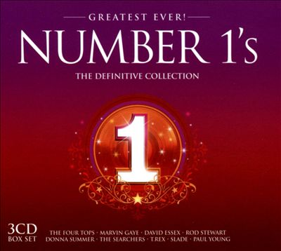 Greatest Ever! Number 1's: The Definitive Collection