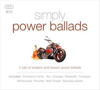 Simply Power Ballads