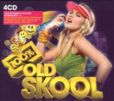 100 Percent Old Skool