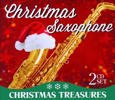 Christmas Saxophone: Christmas Treasures