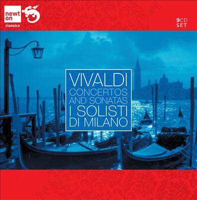Vivaldi: Concertos and Sonatas
