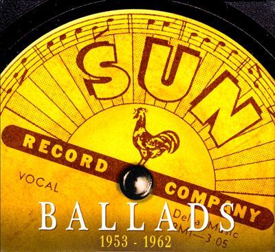 Ballads: 1953-1962