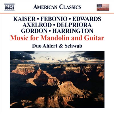 Music for Mandolin and Guitar