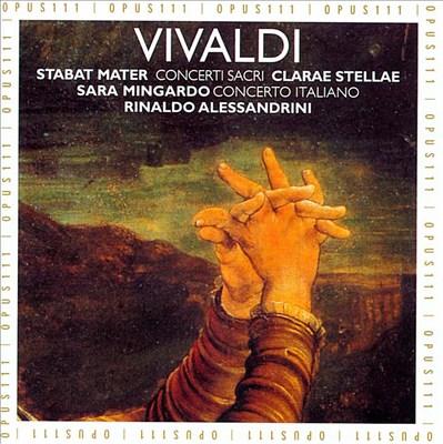 The Vivaldi Collection, Musica Sacra, Vol.1