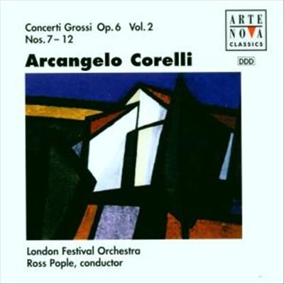 Corelli: Concerti Grossi, Op. 6, Vol. 2