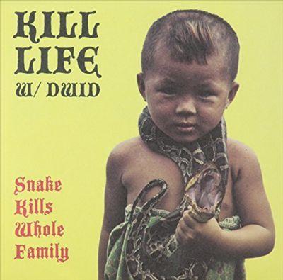 Snake Kills Whole Family
