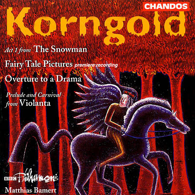 Korngold: Fairy Tale Pictures, etc.