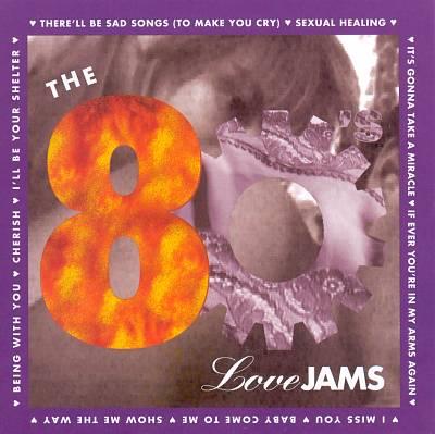 K-Tel Presents: '80s Love Jams
