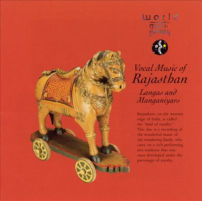 Vocal Music of Rajasthan
