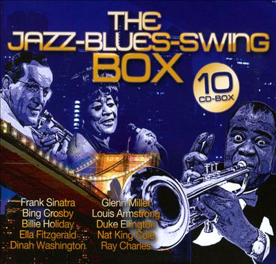 The Jazz-Blues-Swing-Box