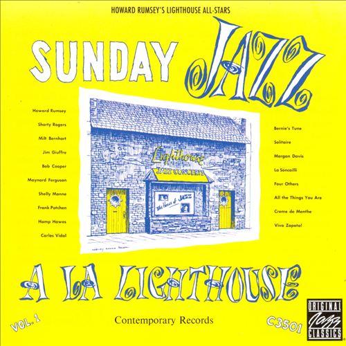 Sunday Jazz a La Lighthouse